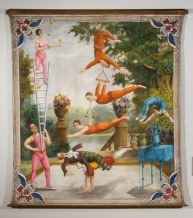 Spotlight on Circus: The Banners of Frans De Vos