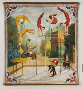Acrobats and Clowns
