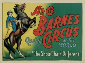 Al G. Barnes Circus: Quality of the World