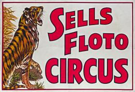 Sells Floto: Tigers
