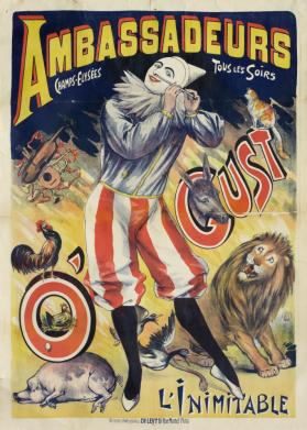 Ambassadeurs: Clown