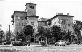 Undated image of John Ringling Towers taken from http://heartsart.us/id110.html 11/17/2015. Copyright unknown.