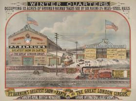 Barnum & London: Winter Quarters