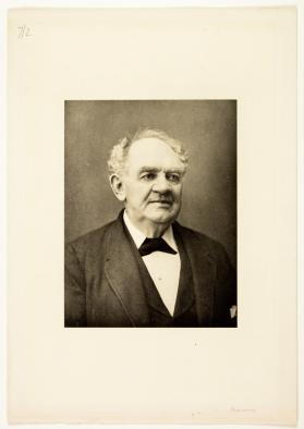 Portait of P.T. Barnum