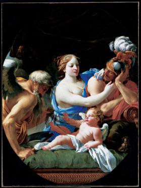 Allegory with Venus, Mars, Cupid, and Time