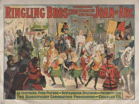 Ringling Brothers: Joan Of Arc