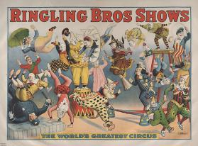 Ringling Brothers: Clown Acts