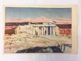 Acropolis — Day, from the series Europe