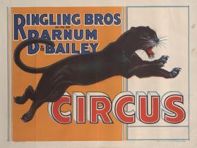 Ringling Bros. and Barnum & Bailey: Black Panther