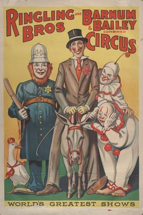 Ringling Bros. and Barnum & Bailey: Clowns