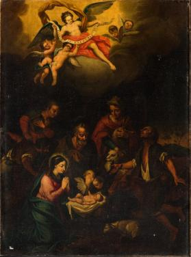 Adoration of the Shepherds (copy)