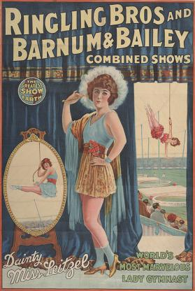Ringling Bros. and Barnum & Bailey: Dainty Miss Leitzel