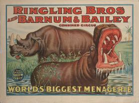 Ringling Bros. and Barnum & Bailey: World's Largest Menagerie