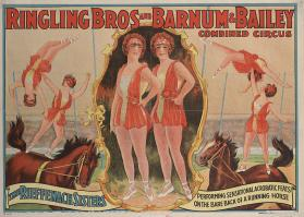 Ringling Bros. and Barnum & Bailey: The Rieffenach Sisters