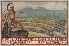 Ringling Bros. and Barnum & Bailey: The Golden Jubilee of Ringling Bros. and Barnum & Bailey