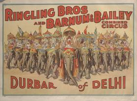 Ringling Bros. and Barnum & Bailey: Durbar of Delhi