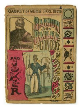 Barnum and Bailey's Concert Songster and Joker