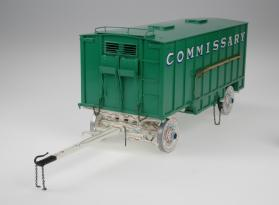 Commissary Wagon