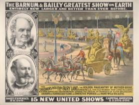 Barnum & Bailey: Fairyland