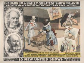 Barnum & Bailey: More Merriment