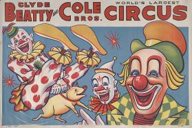 Beatty-Cole: Clowns with a Pig