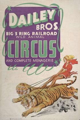 Dailey Bros.: Tiger Ride