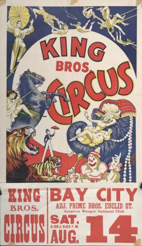 King Bros.: Circus Acts
