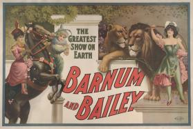 Barnum & Bailey: Equestrienne