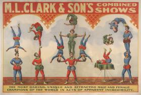 M.L. Clark & Son's: Male and Female Champions
