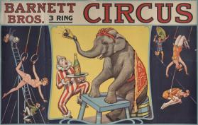 Barnett Brothers: Circus Acts