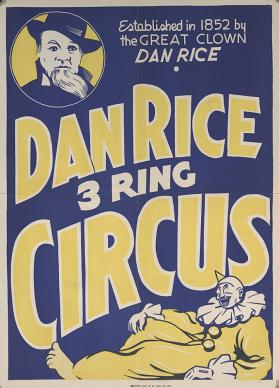 Dan Rice: Clown