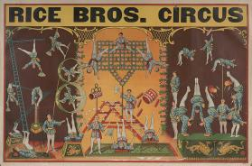 Rice Brothers: Acrobatic and Balancing Acts