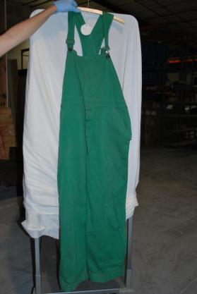 """Mr. Greenjeans"" Overalls"