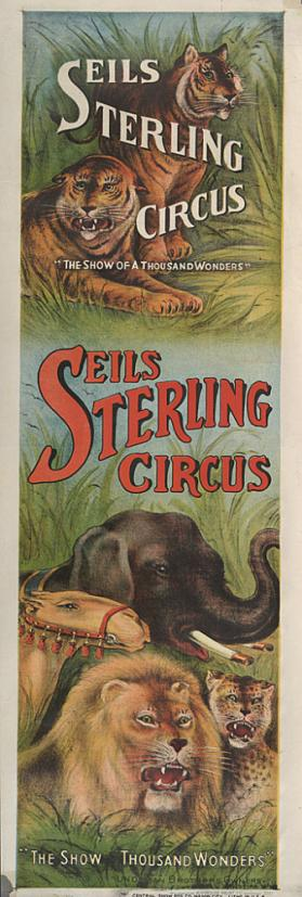 Seils-Sterling: Circus Animals