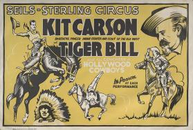 Seils-Sterling: Kit Carson and Tiger Bill