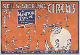 Seils-Sterling: Maniton Troupe, Acrobats
