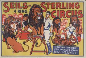 Seils-Sterling: Lion Act