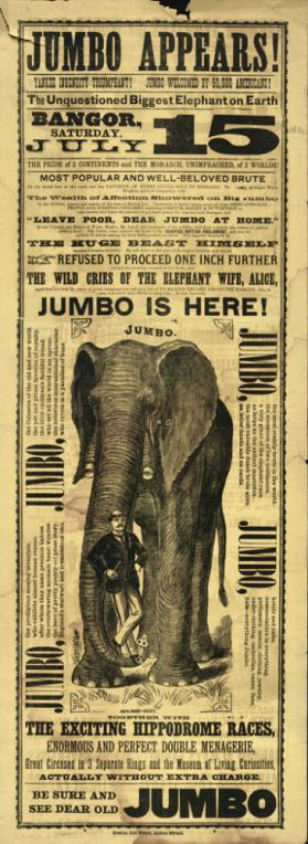 Barnum & London: July 15, 1882
