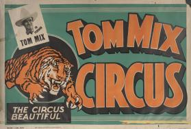 Tom Mix Circus: Leaping Tiger