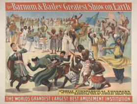 Barnum & Bailey: Great Ethnological Congress