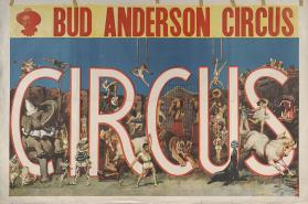 Bud Anderson: Circus Acts