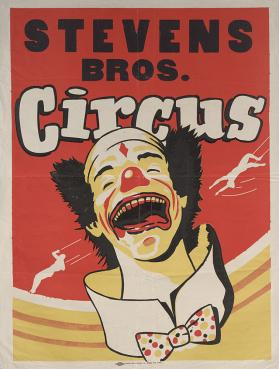 Stevens Bros.: Clown