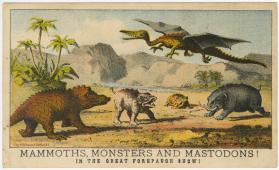 Adam Forepaugh: Mammoths, Monsters, and Mastodons