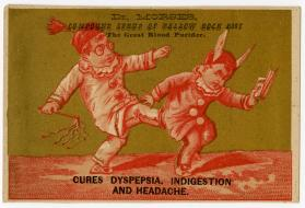 """Cures Dyspepsia. Indigestion and headache"""