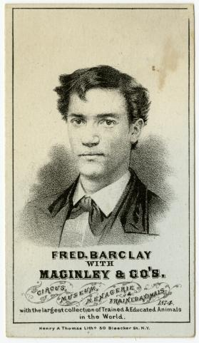 Maginley & Co: Fred Barclay