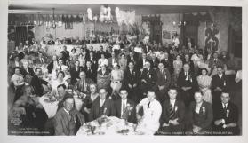 9th Annual Banquet of The Circus Fans Association