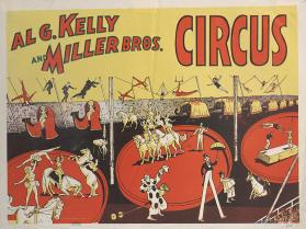 Al G. Kelly-Miller: Inside the Big Top