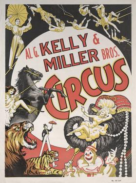 Al G. Kelly-Miller: Circus Acts