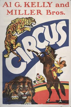 Al G. Kelly-Miller: Circus Animals