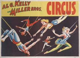 Al G. Kelly-Miller: Aerialists